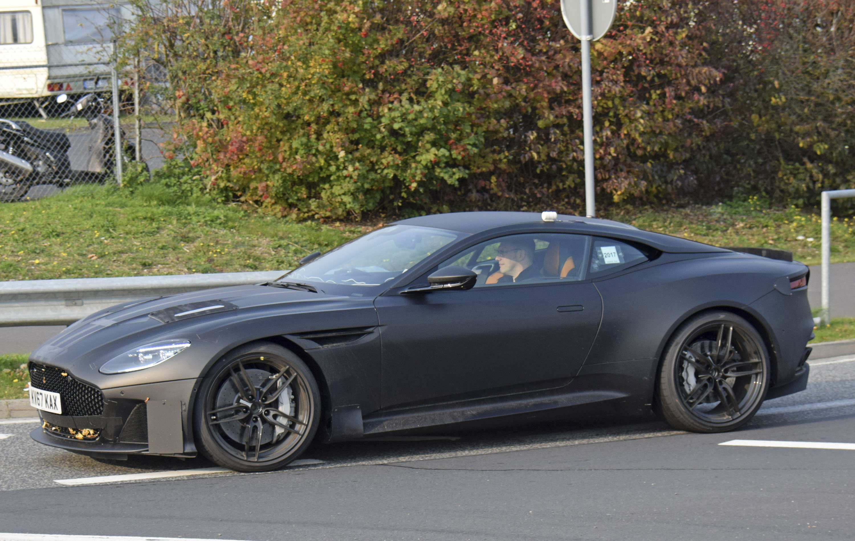 46 The 2019 Aston Martin Vanquish Release Date