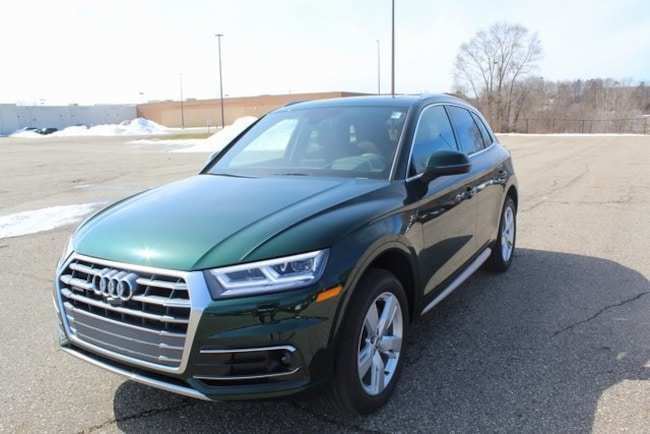 46 The 2019 Audi Q5 Suv Interior
