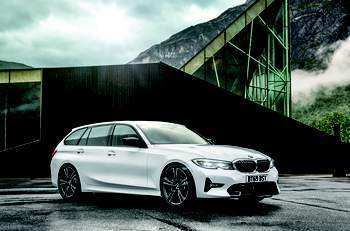 46 The 2019 BMW 3 Series Brings Review