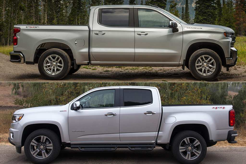 46 The 2019 Chevrolet Colorado Specs And Review