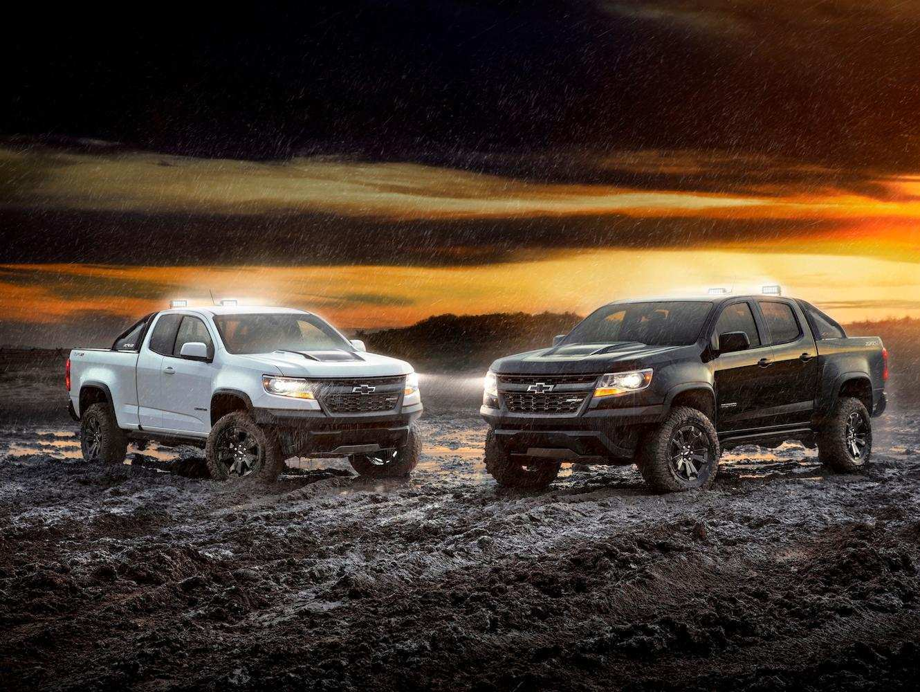 46 The 2019 Chevrolet Colorado Z72 Price