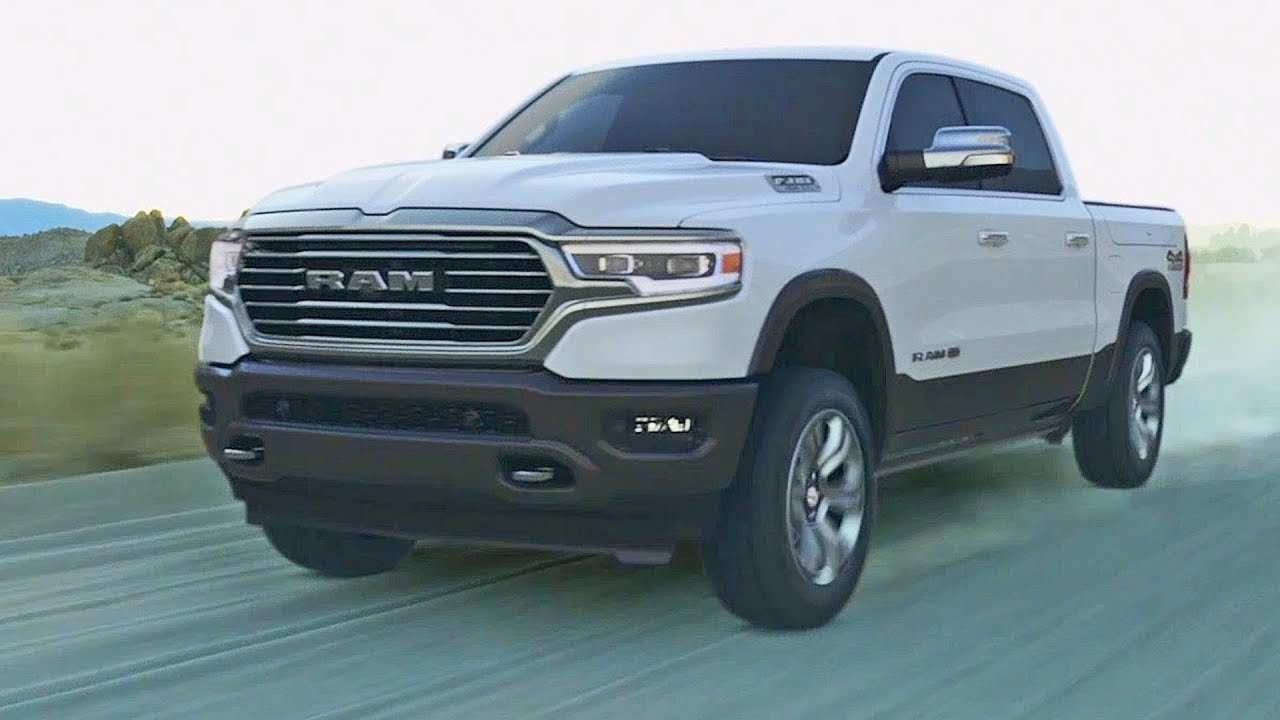 46 The 2019 Dodge Ram Truck First Drive