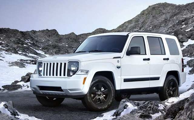 46 The 2019 Jeep Liberty Performance And New Engine