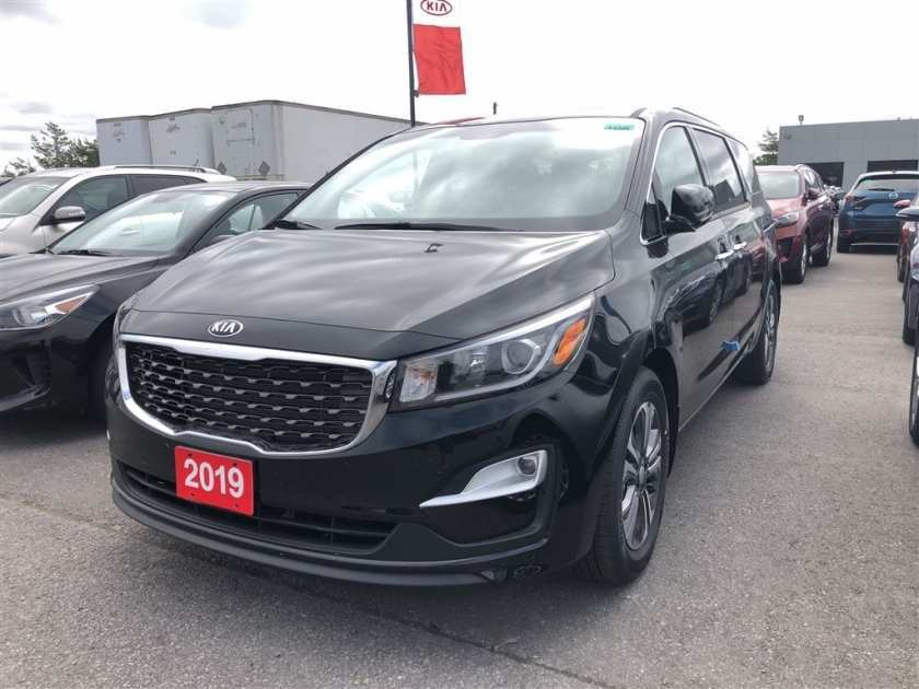 46 The 2019 Kia Sedona Brochure Specs And Review