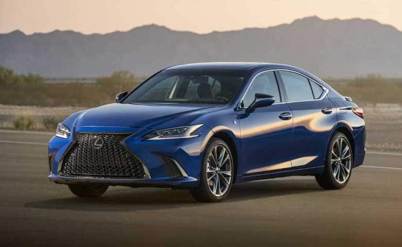 46 The 2019 Lexus ES Concept And Review