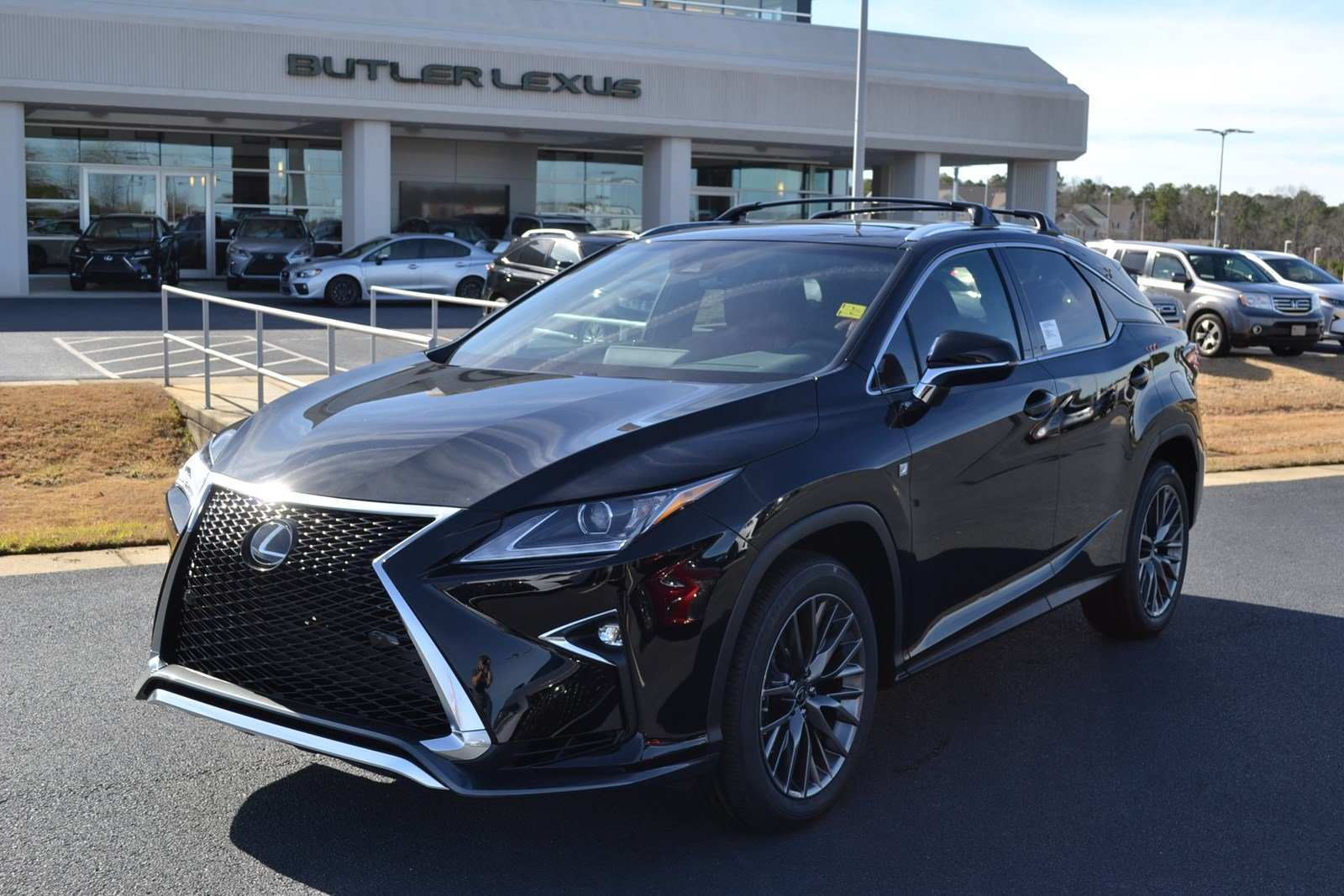 46 The 2019 Lexus Rx 350 F Sport Suv New Concept