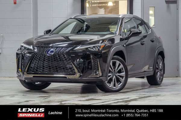 46 The 2019 Lexus Ux Canada Interior