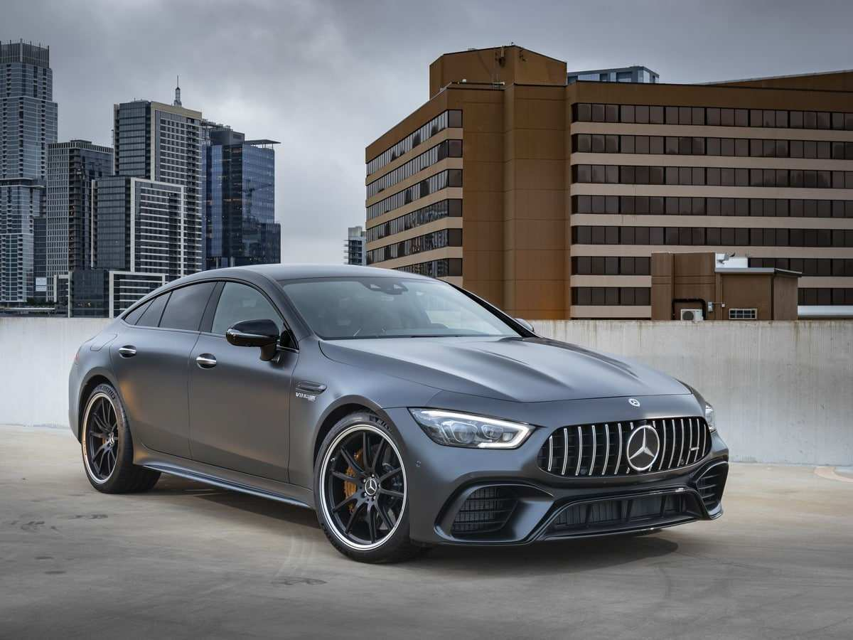 46 The 2019 Mercedes AMG GT Release