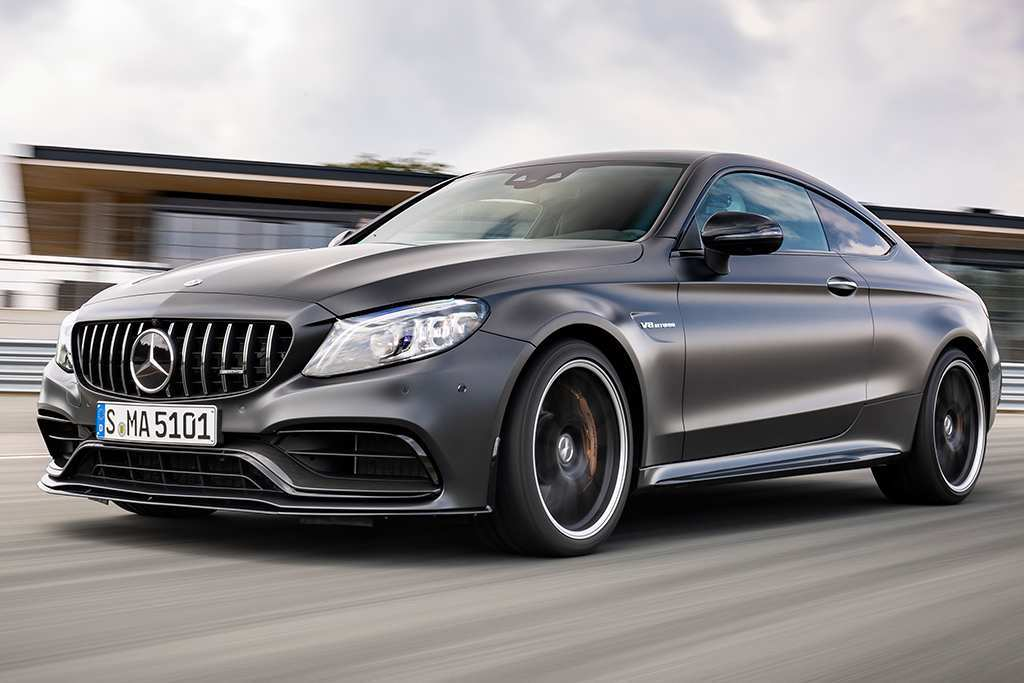 46 The 2019 Mercedes Benz C Class Model