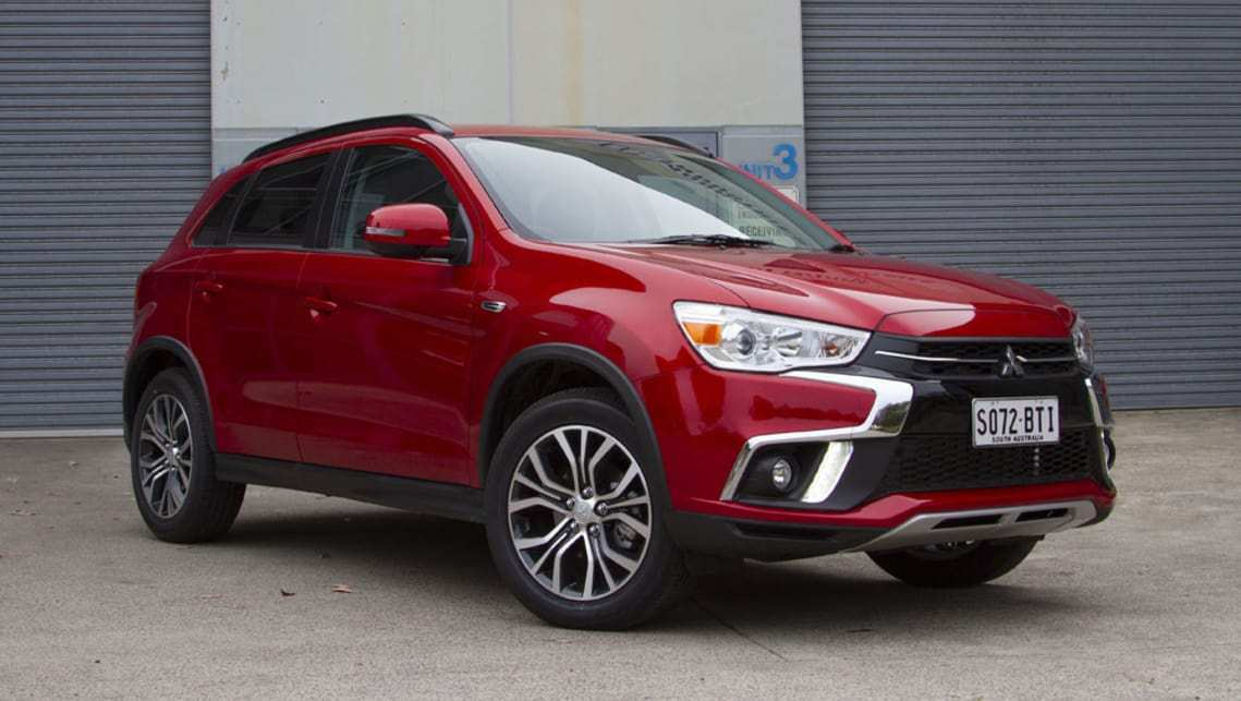 46 The 2019 Mitsubishi Asx Engine