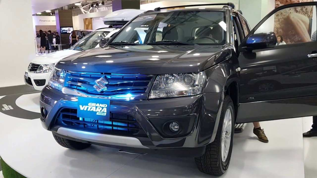 46 The 2019 Suzuki Grand Vitara Images