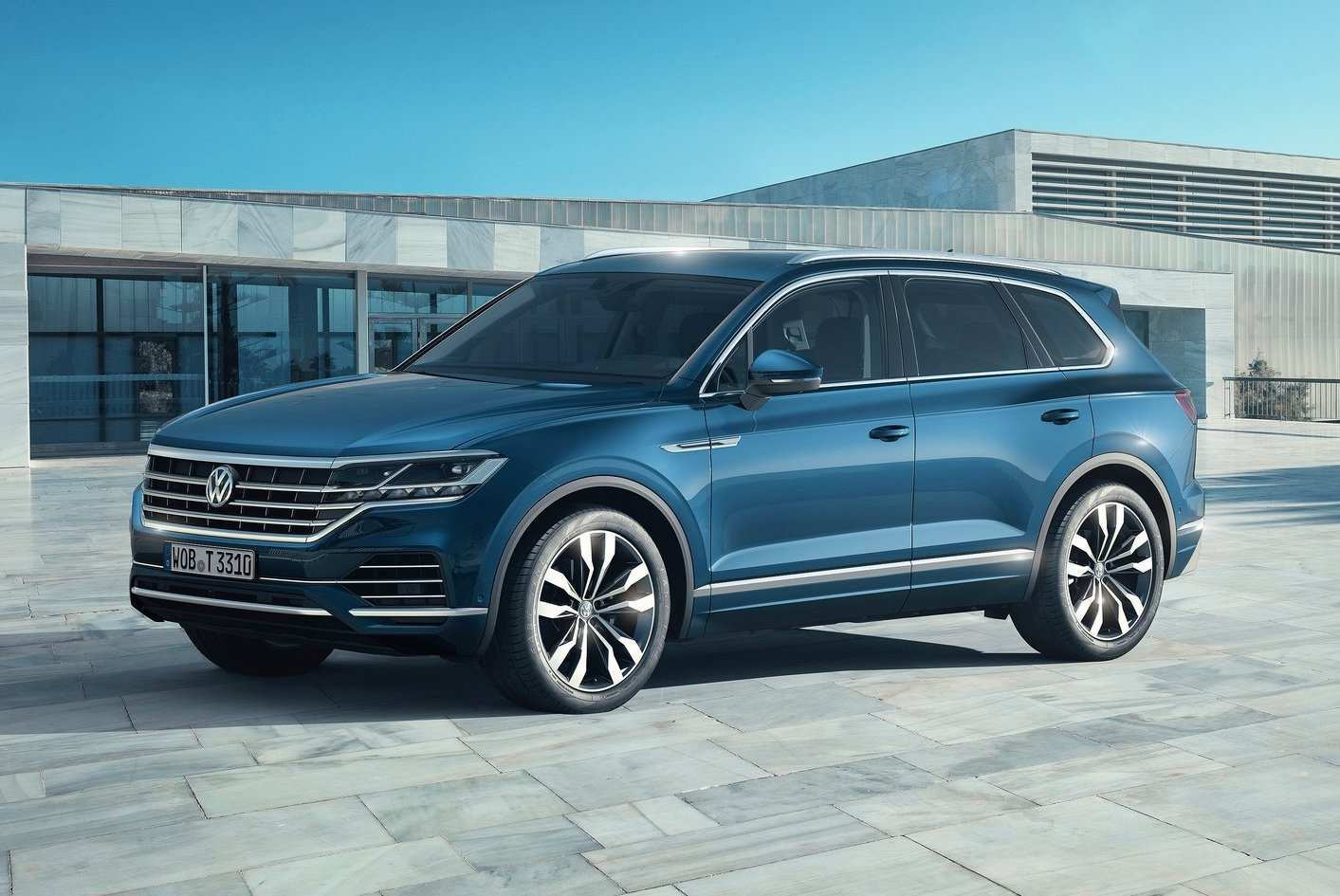 46 The 2019 Volkswagen Touareg History