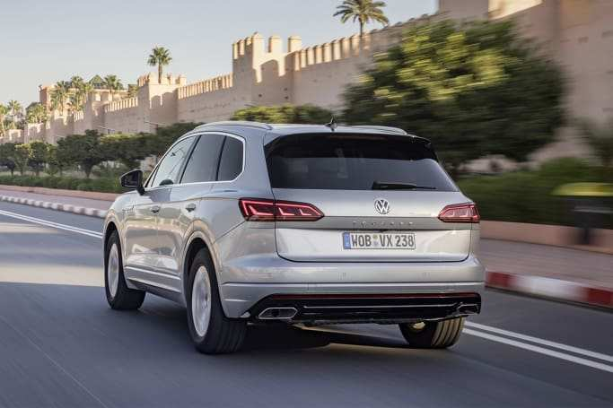46 The 2019 Volkswagen Touareg Price And Release Date