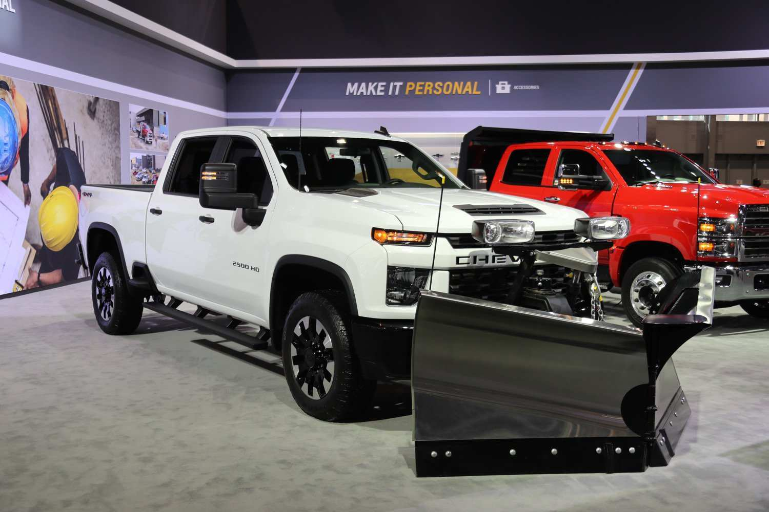 46 The 2020 Chevy 2500Hd Style