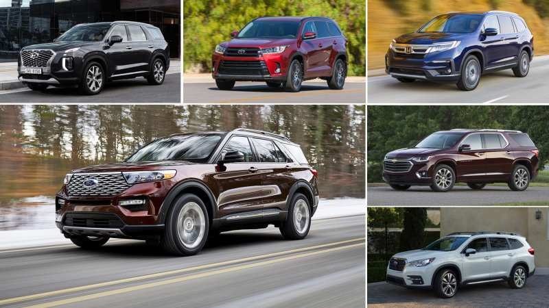 46 The 2020 Chevy Traverse Speed Test