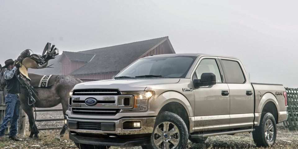 46 The 2020 Ford F150 Picture