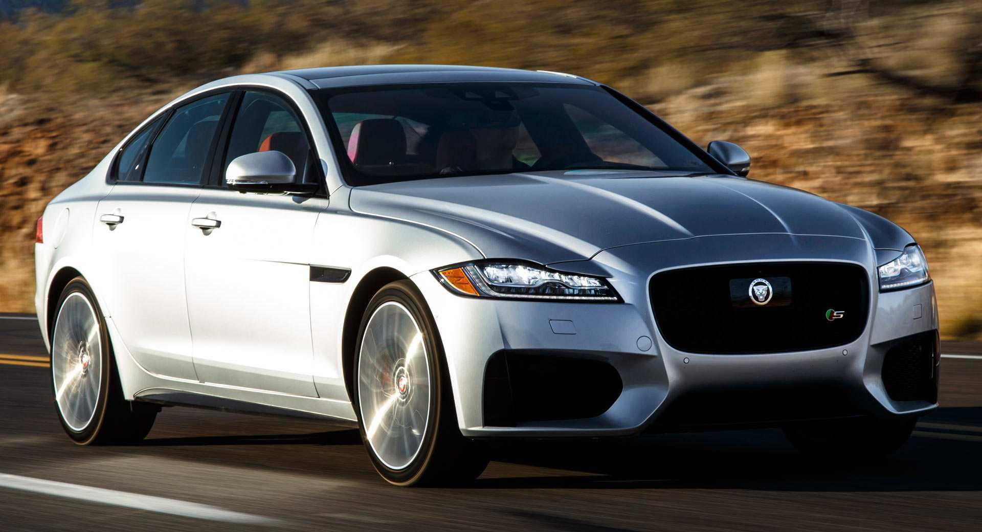 46 The 2020 Jaguar XF Concept