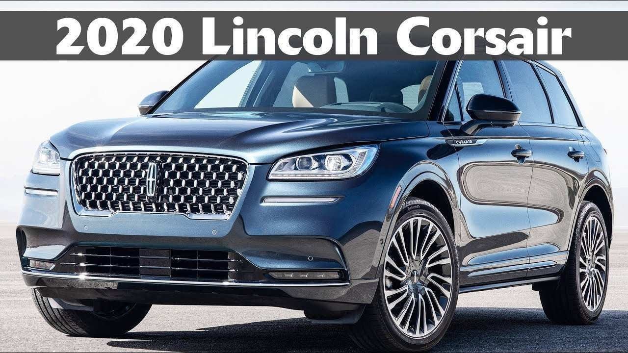 46 The 2020 Lincoln MKC Overview