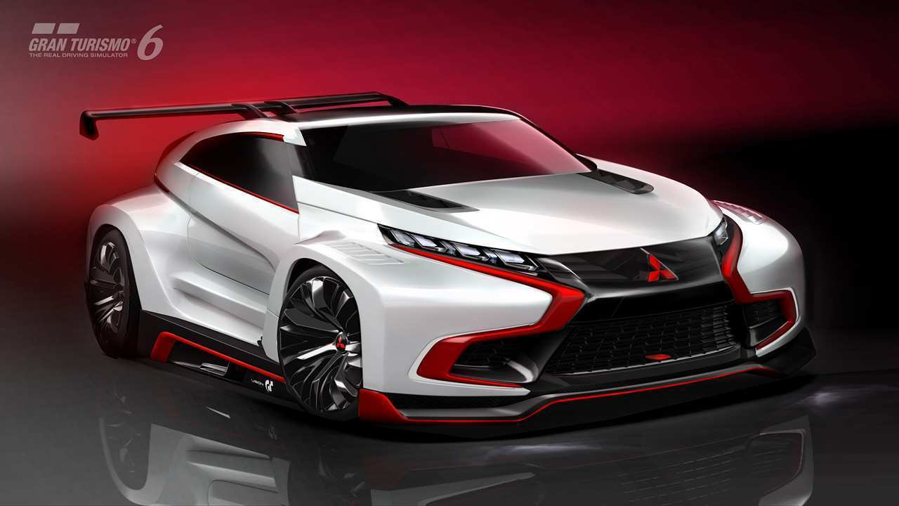 46 The 2020 Mitsubishi Evo Wallpaper