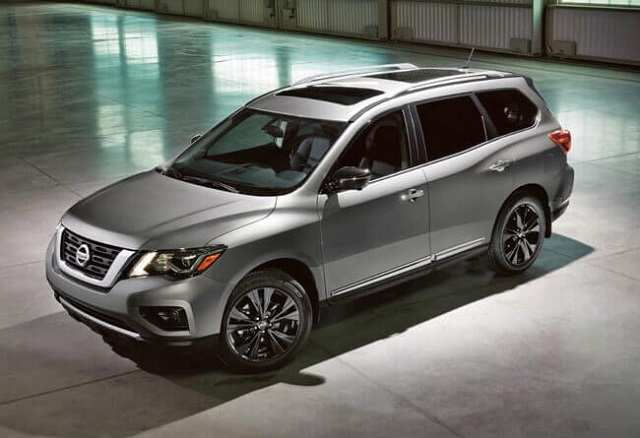 46 The 2020 Nissan Pathfinder Hybrid Release Date And Concept