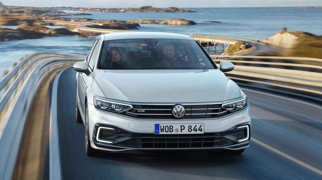 46 The 2020 Volkswagen Passat Model