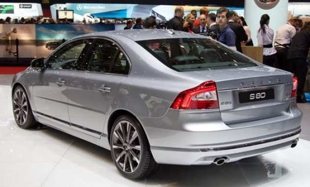 46 The 2020 Volvo S80 Wallpaper