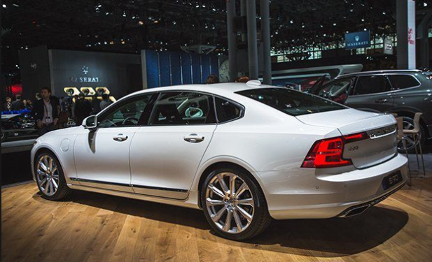 46 The 2020 Volvo V90 Specification Redesign And Concept