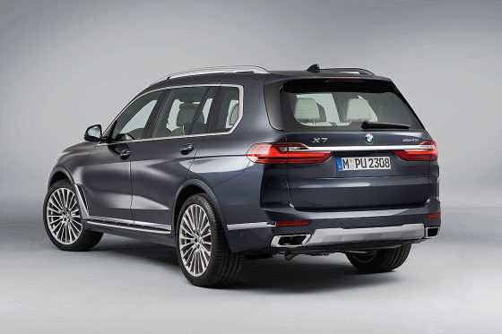 46 The Best 2019 BMW X7 Suv Series Redesign And Concept
