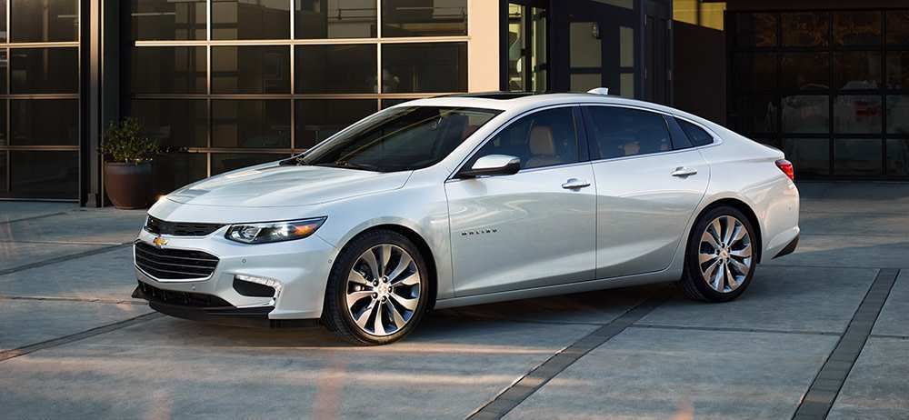 46 The Best 2019 Chevy Malibu Photos