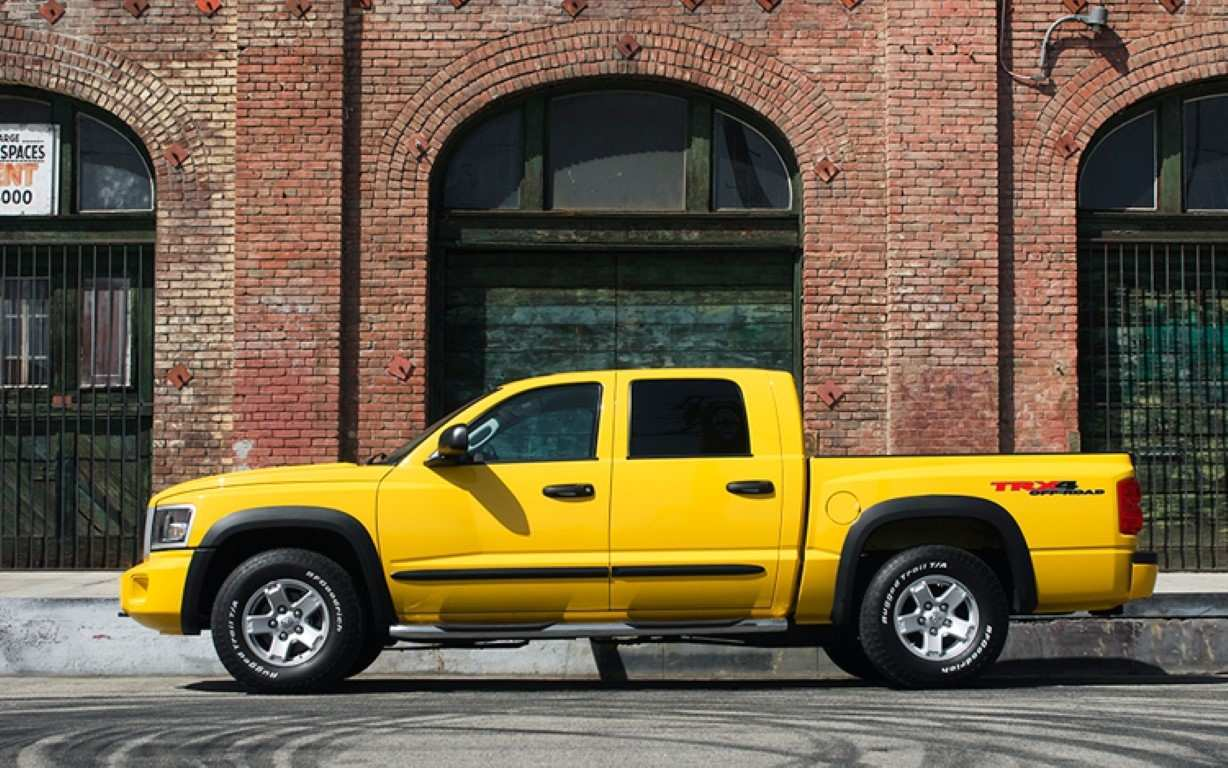 46 The Best 2019 Dodge Dakota Concept And Review