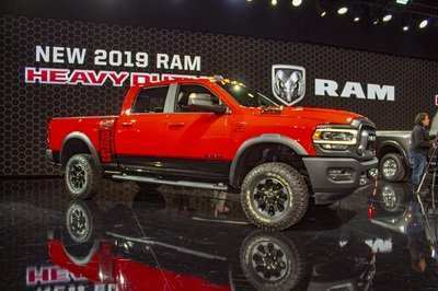 46 The Best 2019 Dodge Power Wagon Price Design And Review