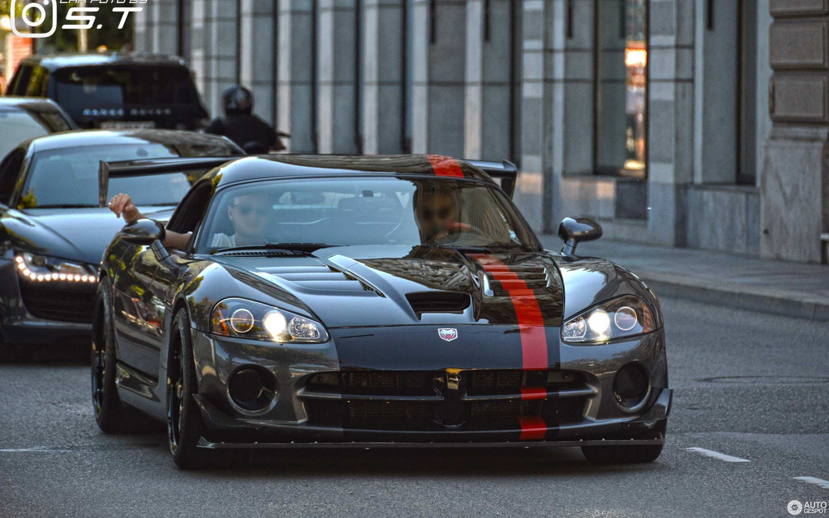 46 The Best 2019 Dodge Viper Exterior