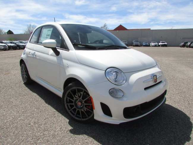 46 The Best 2019 Fiat 500 Abarth Redesign
