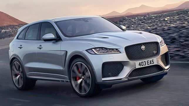 46 The Best 2019 Jaguar F Pace Svr 2 Release Date