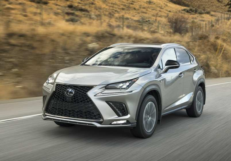 46 The Best 2019 Lexus Nx Redesign