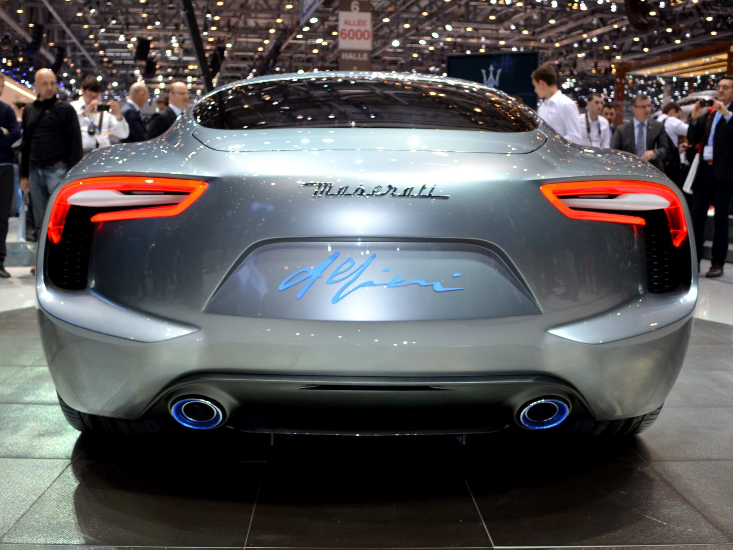 46 The Best 2019 Maserati Alfieris Review