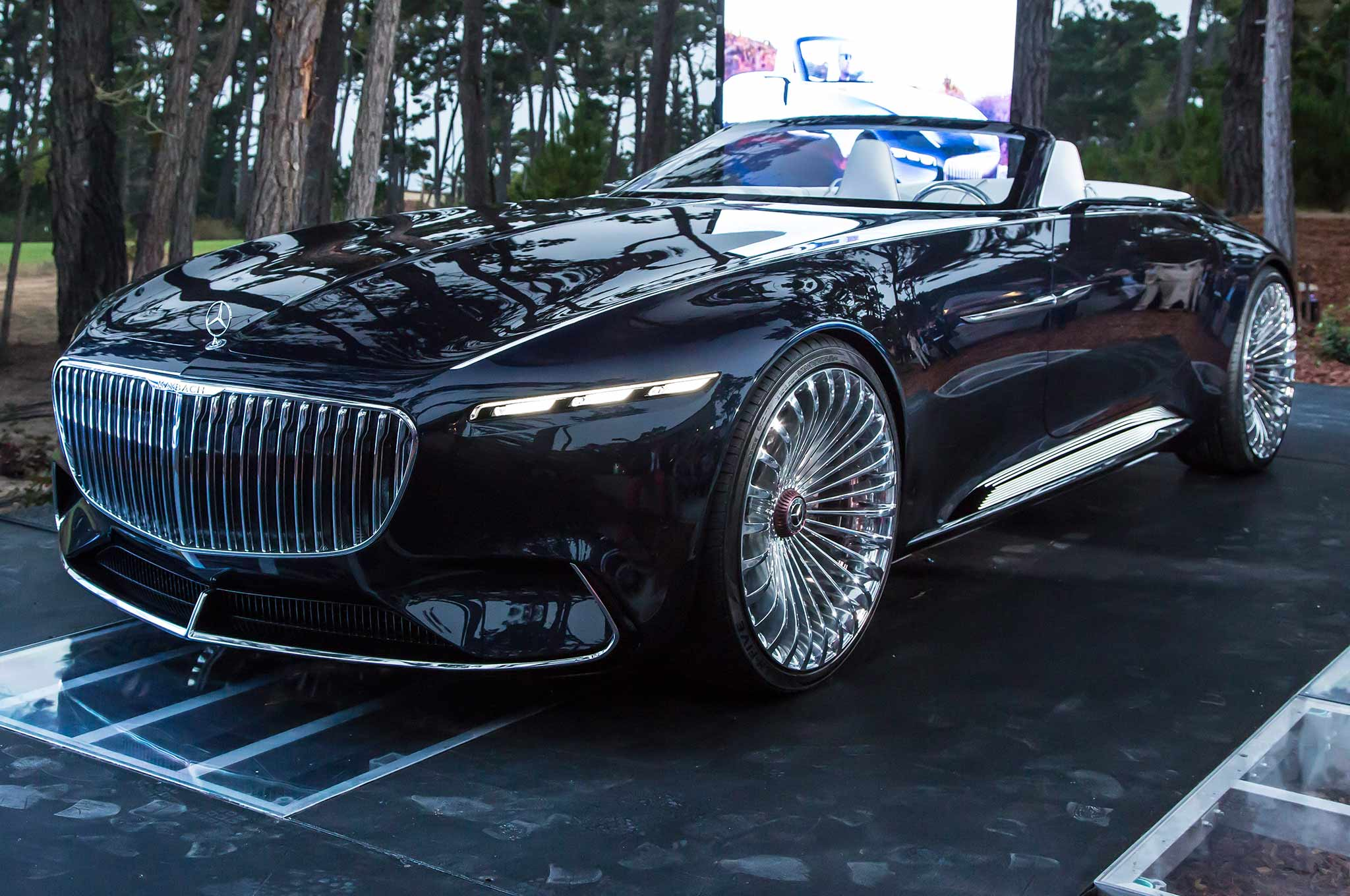 46 The Best 2019 Mercedes Maybach 6 Cabriolet Price Rumors