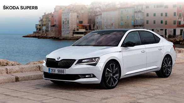 46 The Best 2019 New Skoda Superb Performance And New Engine