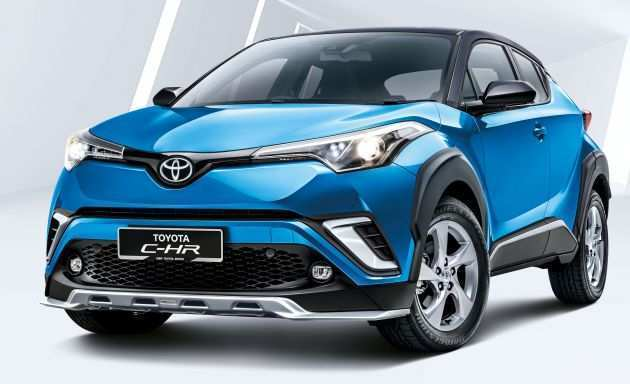 46 The Best 2019 Toyota C Hr Compact Rumors