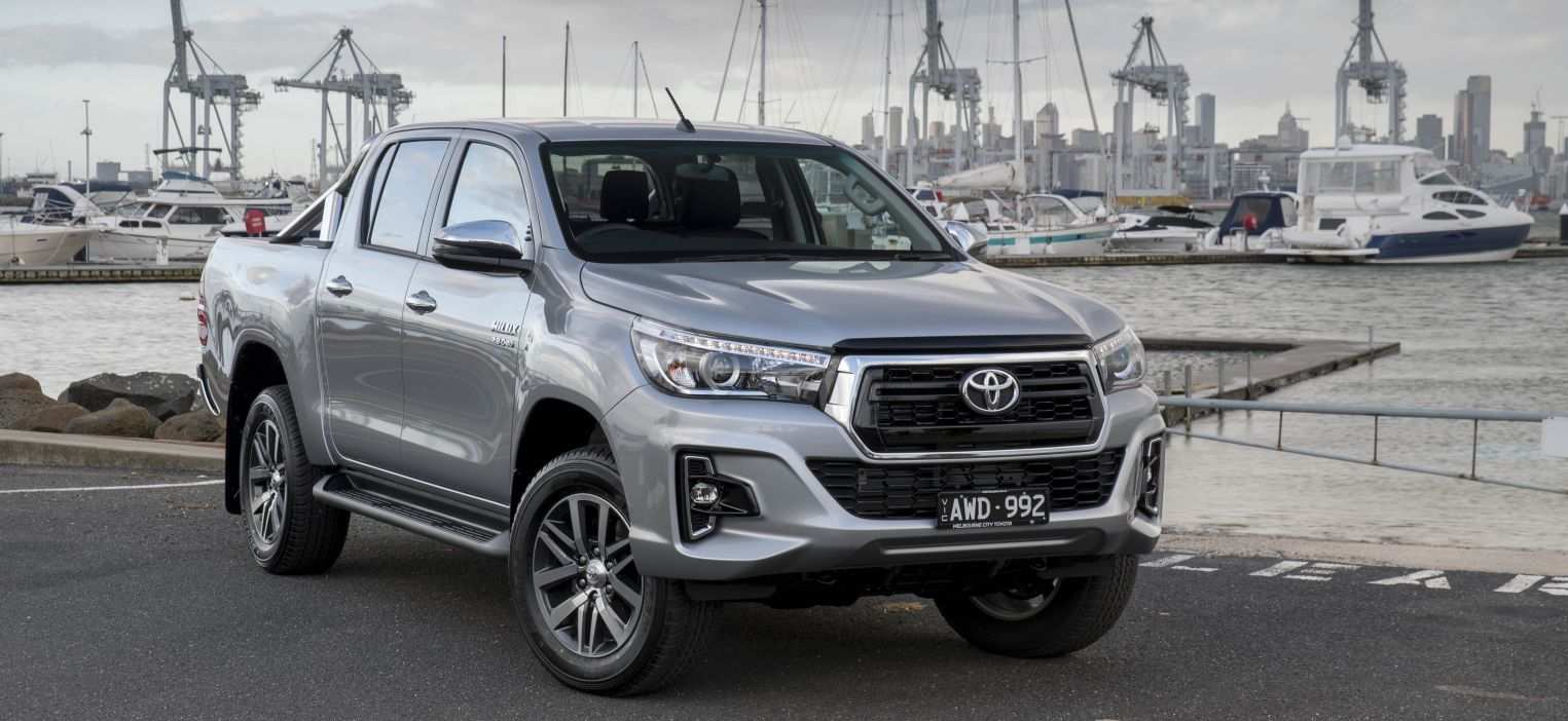 46 The Best 2019 Toyota Hilux Prices