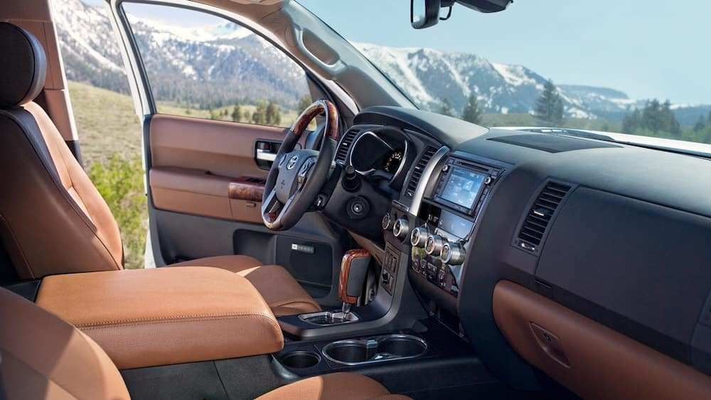 46 The Best 2019 Toyota Sequoia Redesign Price Design And Review