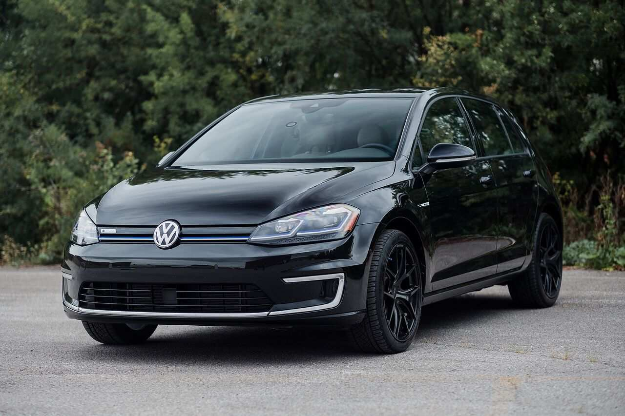46 The Best 2019 Vw E Golf Spy Shoot