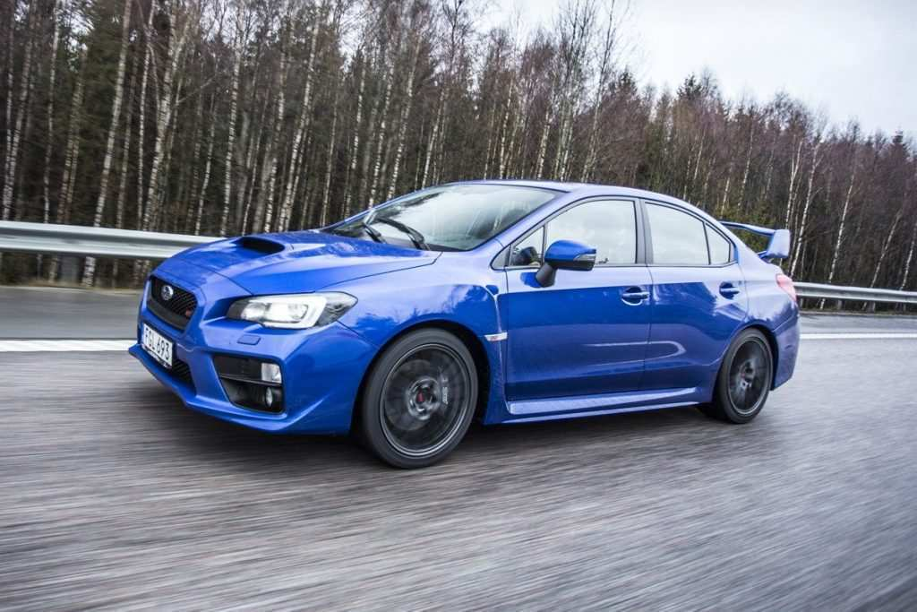 46 The Best 2019 Wrx Sti Hyperblue Price And Review