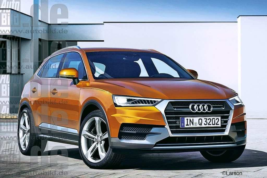 46 The Best 2020 Audi Q3 Usa Concept