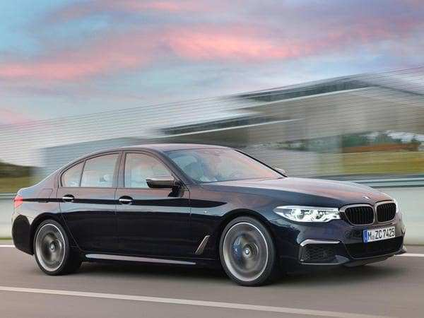 46 The Best 2020 BMW 550I Price