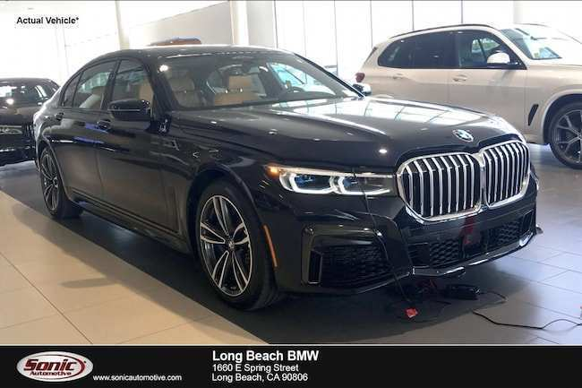 46 The Best 2020 BMW 750Li Xdrive New Model And Performance