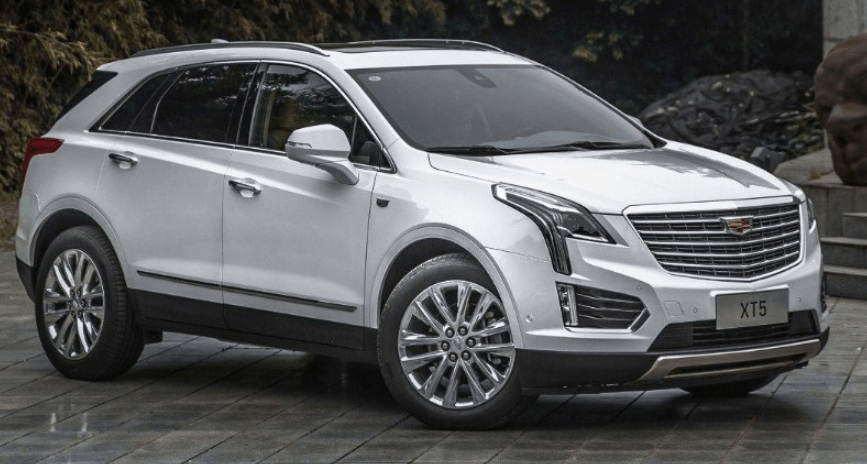 46 The Best 2020 Cadillac XT5 New Review