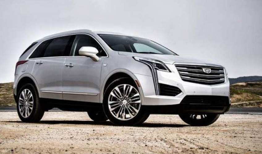 46 The Best 2020 Cadillac XT5 Release Date And Concept