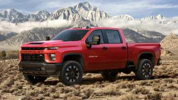 46 The Best 2020 Chevrolet Silverado Images First Drive