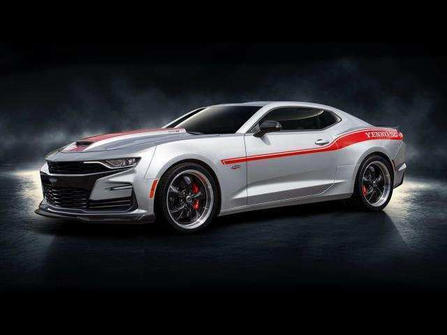 46 The Best 2020 Chevy Camaro Competition Arrival New Concept